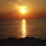 Sunrise on Thassos