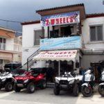 """2Wheels""- Moto Rent"