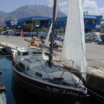 Thassos Sailing Course